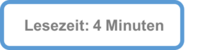 Lesezeit 4 min