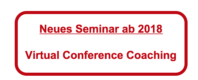 Button Neues Seminar